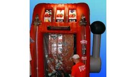 Image of a Money Machine - Inflatable