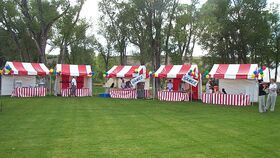 Image of a Carnival Tent