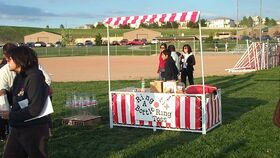 Image of a Carnival Booth