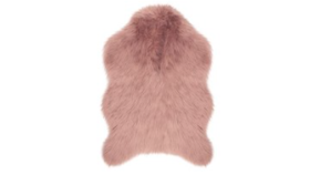 Image of a Blush Faux Furs