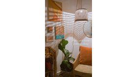 Image of a Basket Pendant Light