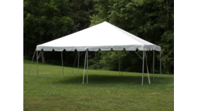 Image of a Catering Tent