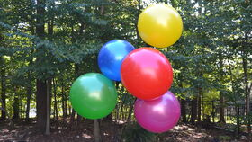 Image of a Balloon Bundle
