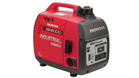 Image of a 2000 Watt Generator, Honda Inverter, super quiet, gasoline
