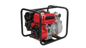 Image of a 8750 Watt Generator, Predator, gasoline, on wheel kit