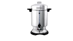 Image of a Coffee Urn 60 Cups with cup trip handle