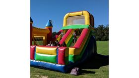 Image of a 16ft Dry Slide