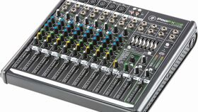 Image of a Mackie 12-channel Mixer (Medium CMK)