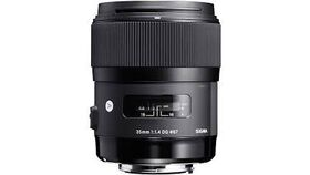 Image of a Sony Camera Lens (35mm)