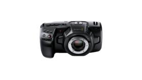 Image of a Blackmagic Camera 4K