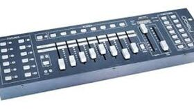 Image of a Chauvet DJ Obey 10 DMX Lighting Controller (LA)