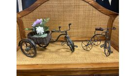 Image of a bicycle decor