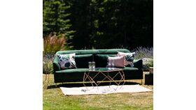 Image of a Emerald Sofa