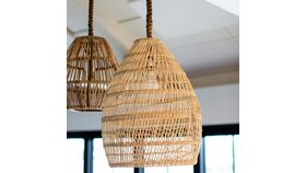 Image of a Basket Weave Pendant