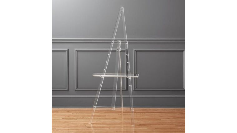 Picture of a Acrylic Tripod Easel