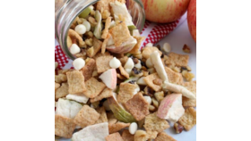 Image of a Apple Pie munch mix