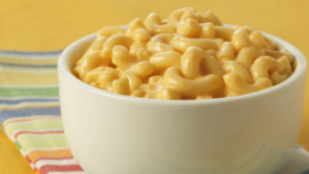 Image of a Mac and Cheese