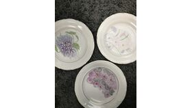 """Image of a """"Alba Lulia"""" China Dinner Plate"""