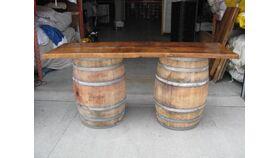 Image of a Barrel Bar