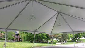 30' x 70' Frame Tent Hip Ends image