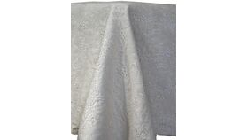 """Image of a Tablecloth Lace 60"""" x 120"""" Ivory"""