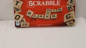 Image of a Scrabble Board (2019-1)