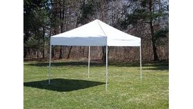 Image of a 10 ' x 10' Marque