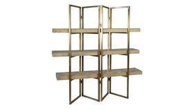 Image of a Bellamy Brass Shelf