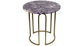 Image of a Amethyst Side Table
