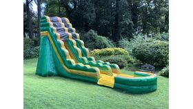 Image of a 19 Ft Amazon River Water Slide