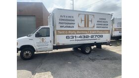 Image of a 14' Box Truck