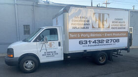 Image of a 12' Box Truck Standard Delivery