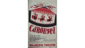"Image of a ""Carousel"" Hanging Canvas"