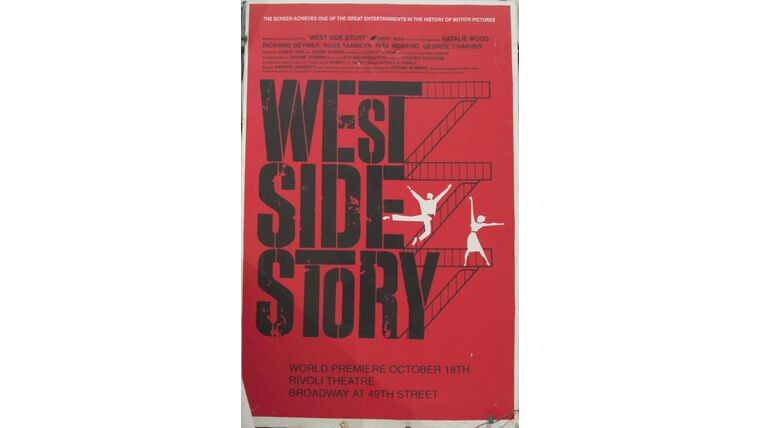 """Picture of a """"West Side Story"""""""