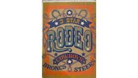 "Image of a ""Rodeo"" Sign"