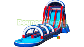 Image of a 22' slide