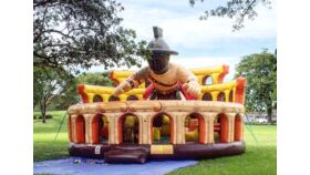 Image of a Ultimate Gladiator Inflatable