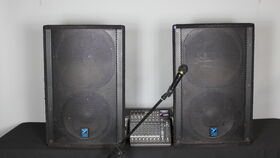 Image of a AV - Large PA System - 100 ppl+