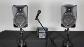 Image of a AV - Small PA System - 50 ppl
