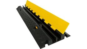 """Image of a 2 Channel Cable Ramp - 39"""""""