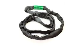 Image of a Black Spanset Stage Sling - 3'