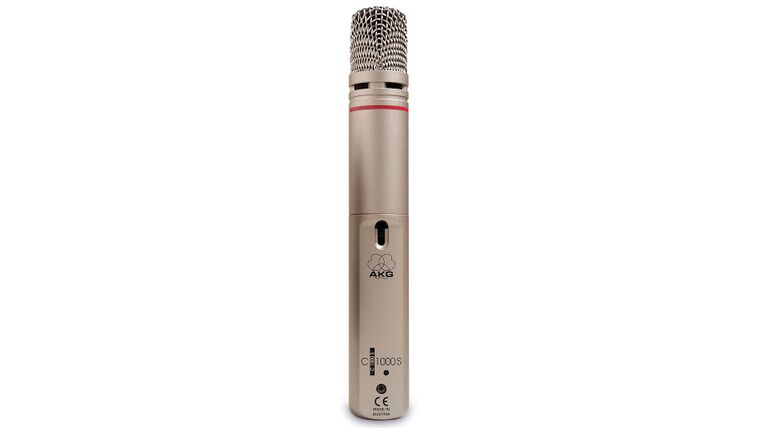 Picture of a AKG C1000