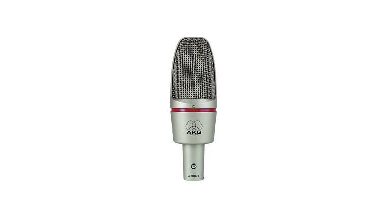 Picture of a AKG C3000B