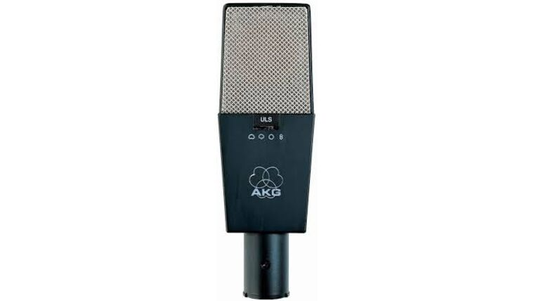 Picture of a AKG C414 B ULS