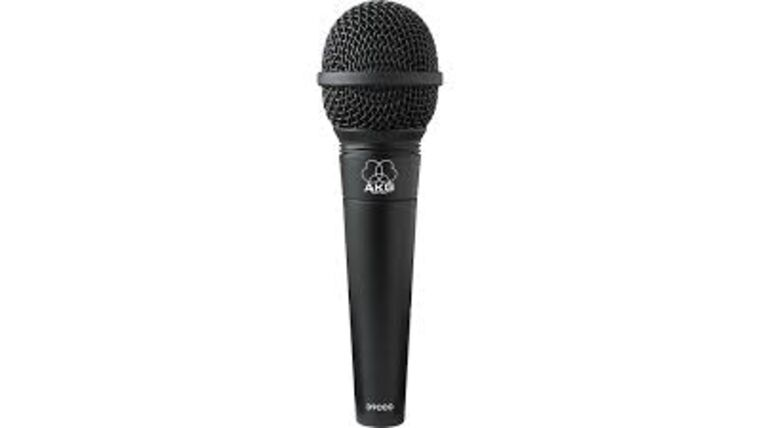 Picture of a AKG D9000