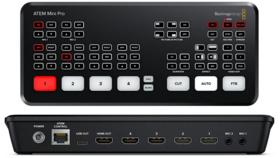 Image of a Blackmagic Design ATEM Mini Pro