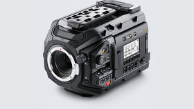 Image of a Blackmagic Design URSA Mini 4.6K