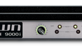 Image of a Crown Macro-Tech 9000