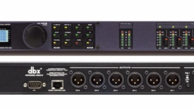 Image of a dbx Driverack 260