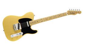 Image of a Fender Telecaster